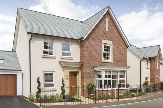 "Thumbnail Detached house for sale in ""Cambridge"" at The Green, Chilpark, Fremington, Barnstaple"