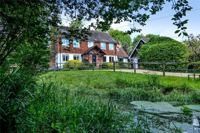 Thumbnail Detached house for sale in Tismans Common, Rudgwick, Horsham, West Sussex