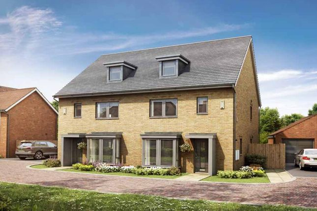 """Thumbnail Detached house for sale in """"Reigate"""" at Marsh Lane, Harlow"""