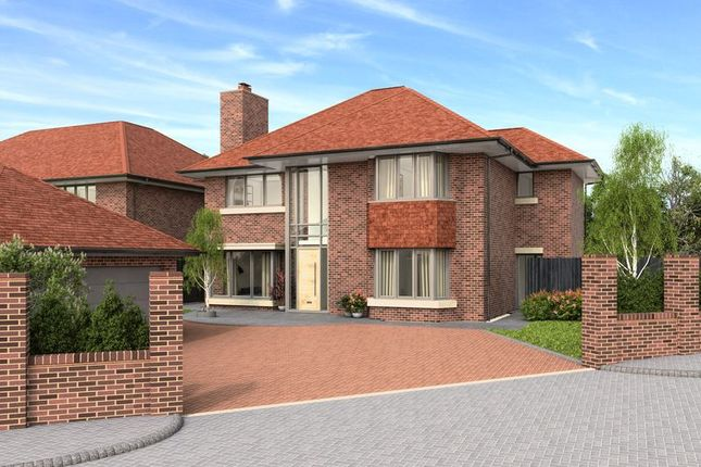 Thumbnail Detached house for sale in Burgh Heath Road, Epsom