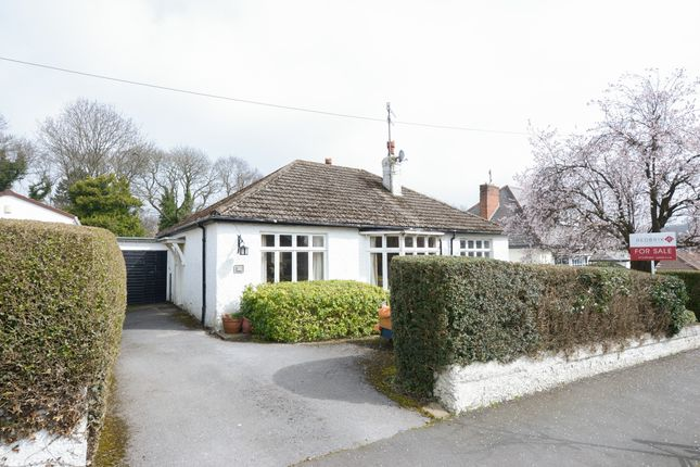 Thumbnail Detached bungalow for sale in Bushey Wood Road, Dore, Sheffield