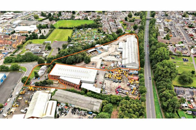 Thumbnail Industrial to let in Avondale Way, Cwmbran
