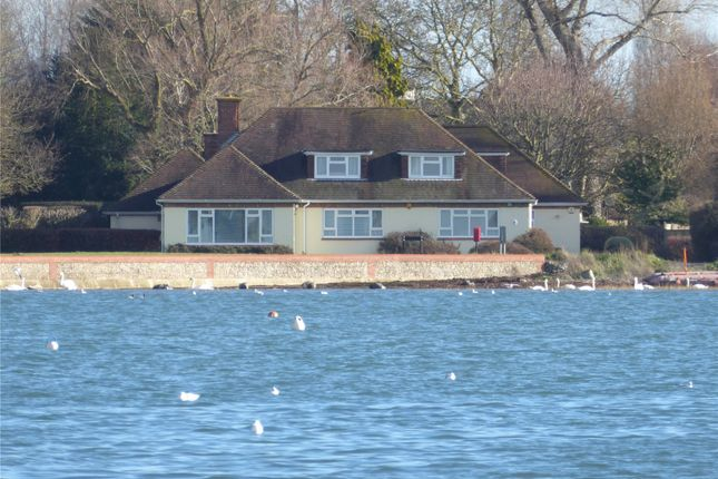 Thumbnail Detached house for sale in The Drive, Bosham, Chichester, West Sussex