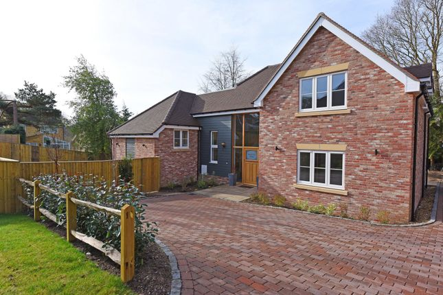 Thumbnail Detached house for sale in Forest Walk, The Glen, Impstone Road, Pamber Heath