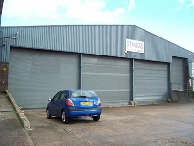 Thumbnail Light industrial to let in Unit 3, Corringham Road Industrial Estate, Corringham Road, Gainsborough