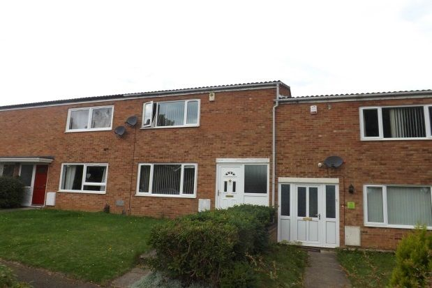 Thumbnail Terraced house to rent in Tresham Green, Ryehill