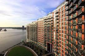 Thumbnail Flat to rent in 1 Fairmont Avenue, London