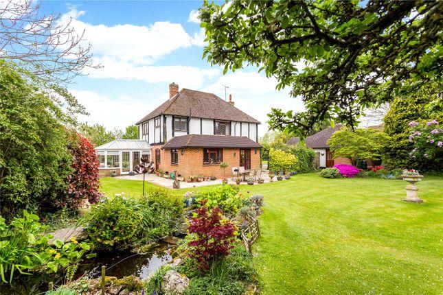 Thumbnail Detached house for sale in Church Lane, East Peckham, Tonbridge
