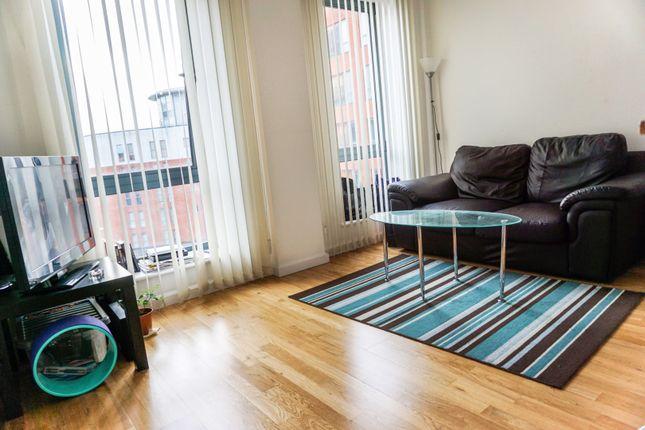 Living Area of Skinner Lane, Leeds LS7