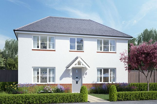 """Thumbnail Detached house for sale in """"Lime"""" at Rhuddlan Court, Caerphilly"""