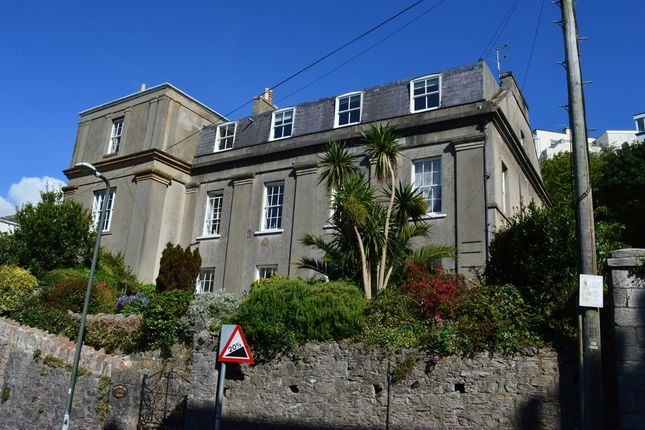 Thumbnail Flat for sale in Braddons Hill Road West, Torquay
