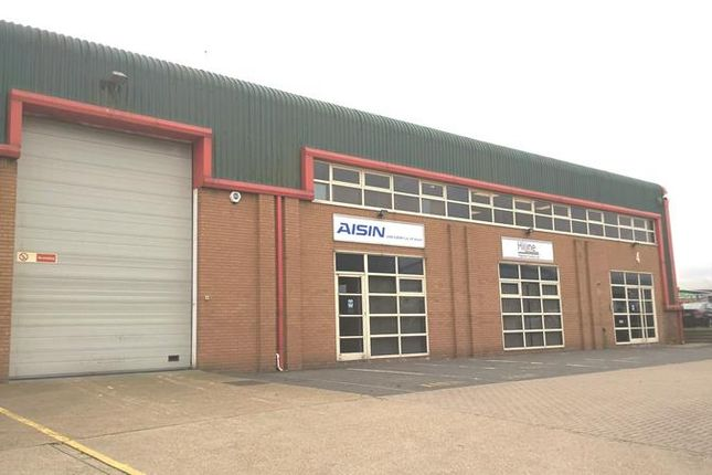 Thumbnail Light industrial for sale in Unit 4, Swan Business Park, Sandpit Road, Dartford, Kent