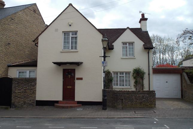 Thumbnail Link-detached house for sale in St Margarets Street, Rochester