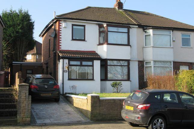 Thumbnail Semi-detached house to rent in Cumber Lane, Whiston