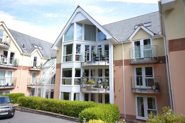 Thumbnail Maisonette for sale in The Cliffs, Old Teignmouth Road, Dawlish, Devon