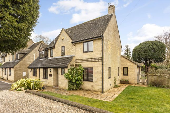 Thumbnail Detached house for sale in Churchill Way, Painswick, Stroud