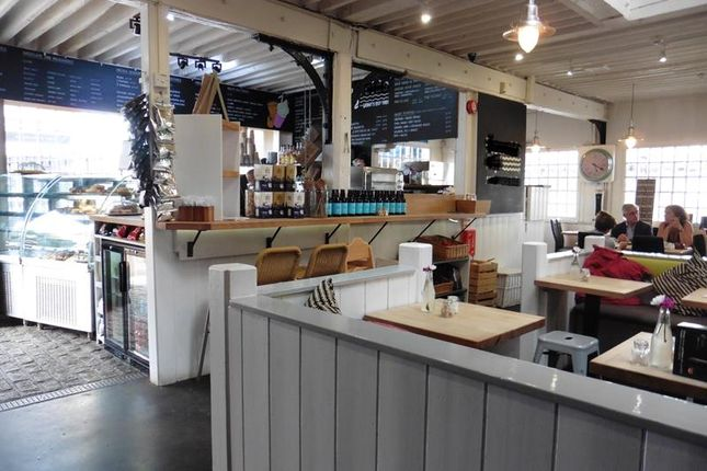 Thumbnail Restaurant/cafe for sale in Outstanding Daytime Cafì In Central Location, Lewes, East Sussex
