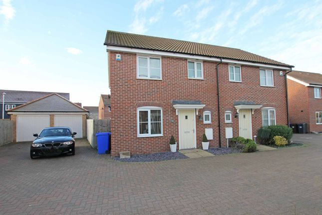 3 bed semi-detached house for sale in Rosehip Avenue, Red Lodge