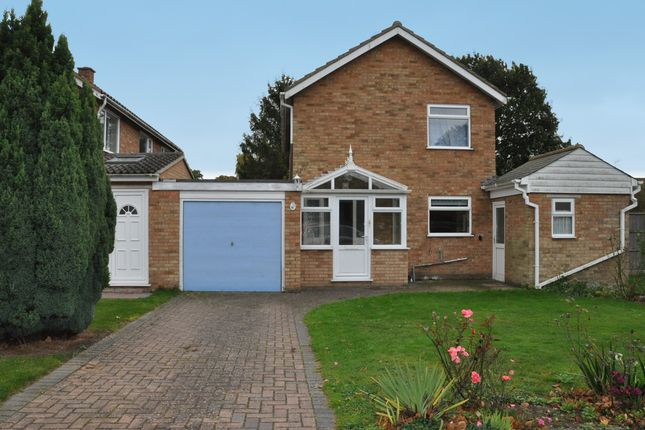 Thumbnail Detached house for sale in Notcutts, East Bergholt, Colchester