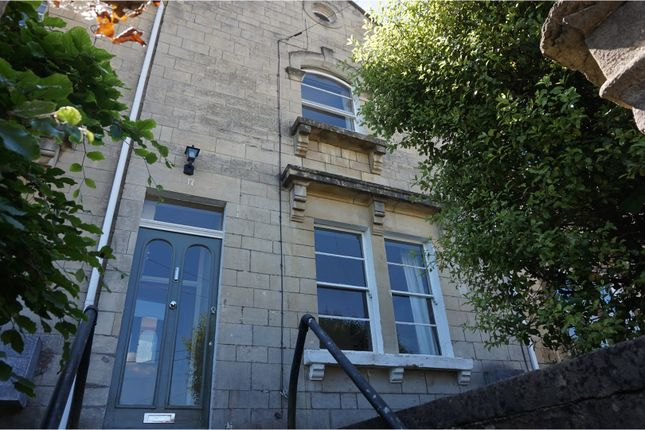 Thumbnail Terraced house to rent in Alexandra Road, Bath
