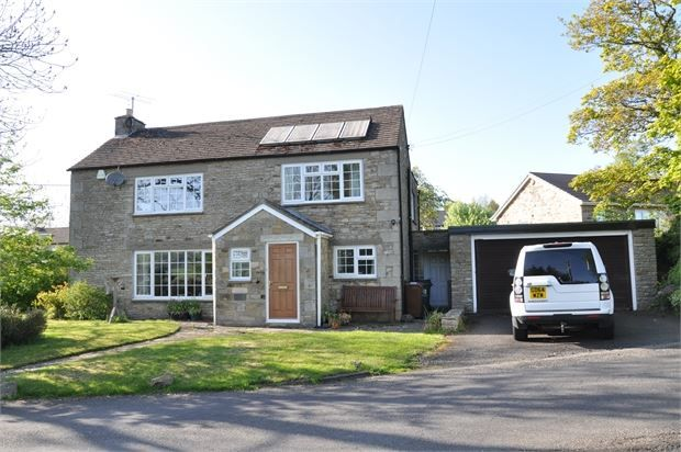 Detached house for sale in Boundary House, Splitty Lane, Catton, Allendale.