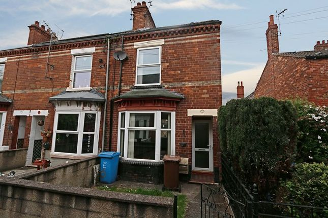 Thumbnail End terrace house for sale in Albert Avenue, Boulevard, Hull