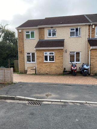 Thumbnail Semi-detached house to rent in Furber Vale, Hanham, Bristol