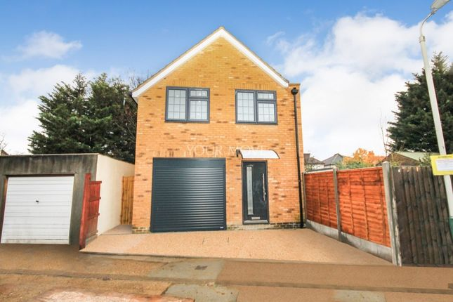 Thumbnail Detached house for sale in Lennox Close, Romford