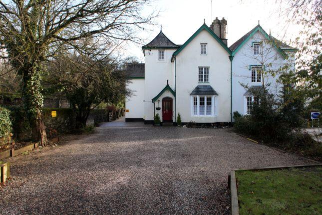 Thumbnail Flat to rent in Plymouth Road, Tavistock