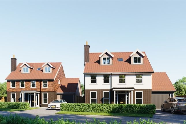 Thumbnail Detached house for sale in Crawley Down Road, Felbridge, West Sussex