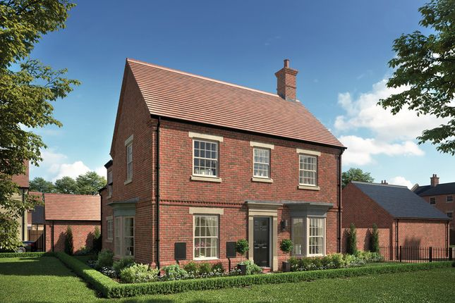 "Thumbnail Property for sale in ""The Lincoln"" at Iowa Road, Alconbury, Huntingdon"