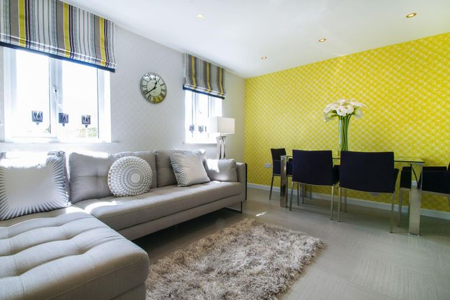 "Thumbnail Terraced house for sale in ""Carradale"" at Liberton Gardens, Liberton, Edinburgh"