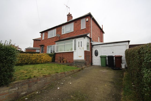 Thumbnail Semi-detached house to rent in Amberton Road, Leeds