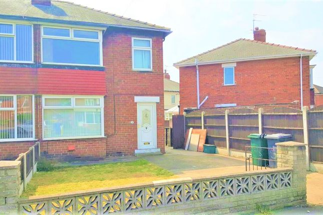 Thumbnail Semi-detached house to rent in Winholme, Doncaster