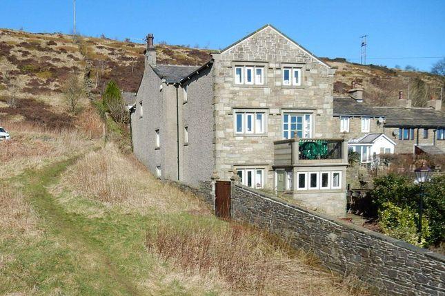 Thumbnail Detached house for sale in Oakenhead Wood Old Road, Rawtenstall, Rossendale