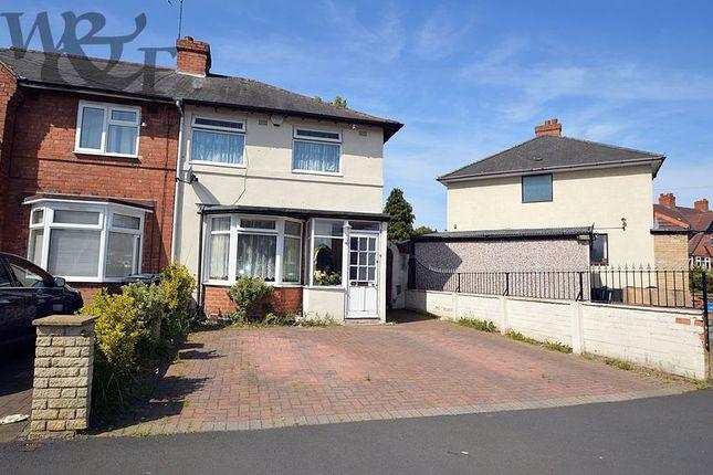 Thumbnail Terraced house for sale in Ismere Road, Erdington, Birmingham
