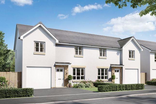 "Thumbnail Semi-detached house for sale in ""Ravenscraig"" at Boreland Avenue, Kirkcaldy"