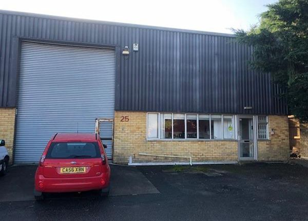 Thumbnail Light industrial to let in Southfield Road Trading Estate, Southfield Road, Nailsea, Bristol
