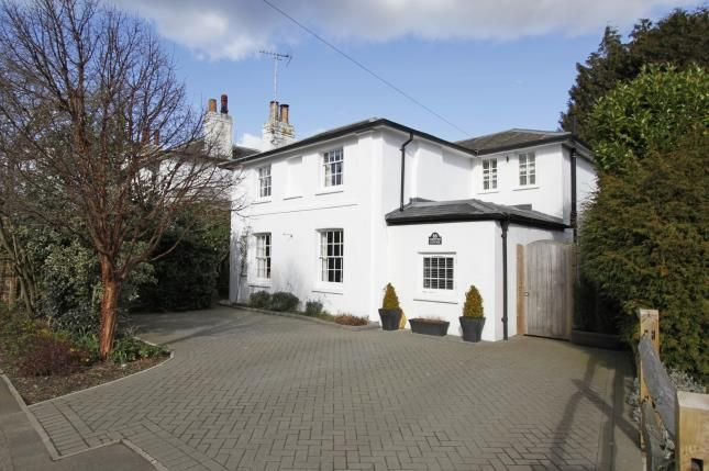 Thumbnail Detached house for sale in Brighton Road, Horsham, West Sussex