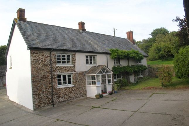 5 bedroom detached house for sale in St Giles In The Wood, Torrington, Devon