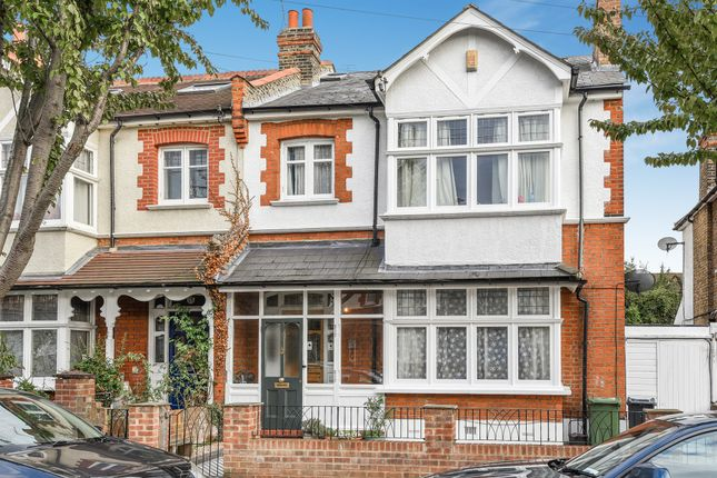 Thumbnail Semi-detached house for sale in Arragon Gardens, London