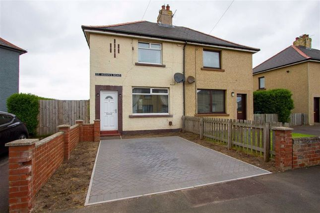 2 bed semi-detached house for sale in St Aidans Road, Berwick-Upon-Tweed, Northumberland TD15