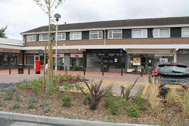 Thumbnail Retail premises to let in Shop 1 And 3, Sutton Farm Retail Parade, Shrewsbury