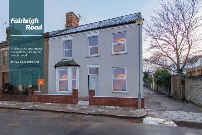 Thumbnail Flat for sale in Fairleigh Road, Pontcanna, Cardiff