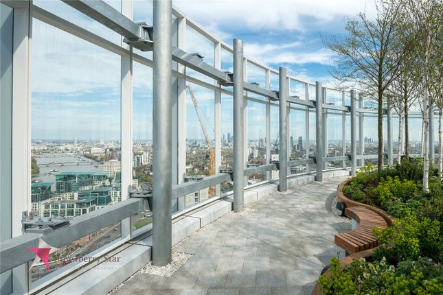 1 bed flat to rent in Sky Gardens, Wandsworth Road, London
