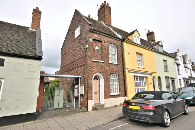 3 bed end terrace house for sale in Bridge Street, King's Lynn