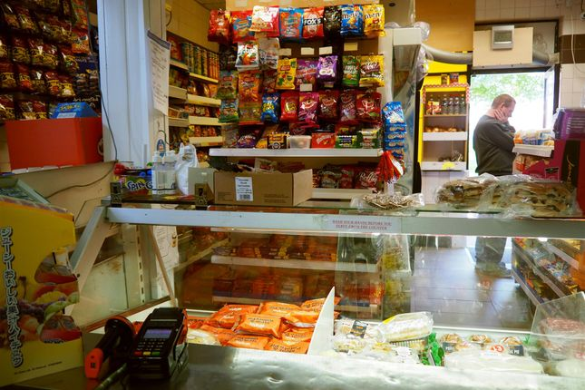 Thumbnail Retail premises for sale in Off License & Convenience ST5, Knutton, Staffordshire