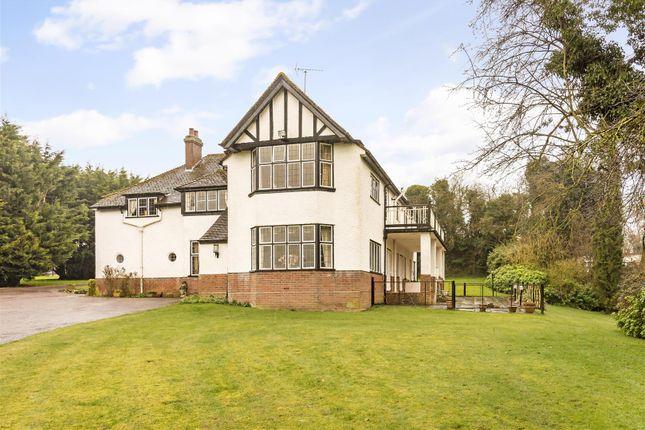 Thumbnail Detached house for sale in Kinsbourne Green Lane, Harpenden