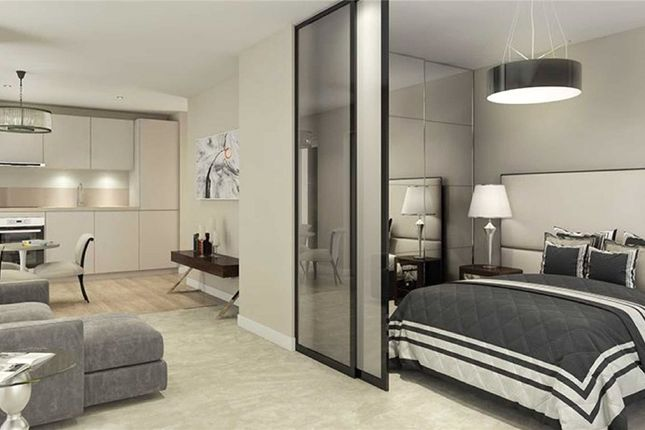 Thumbnail Property for sale in Stratford Central, Stratford, London