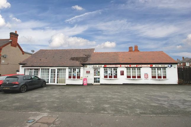Thumbnail Detached bungalow for sale in Watling Street, Grendon, Atherstone